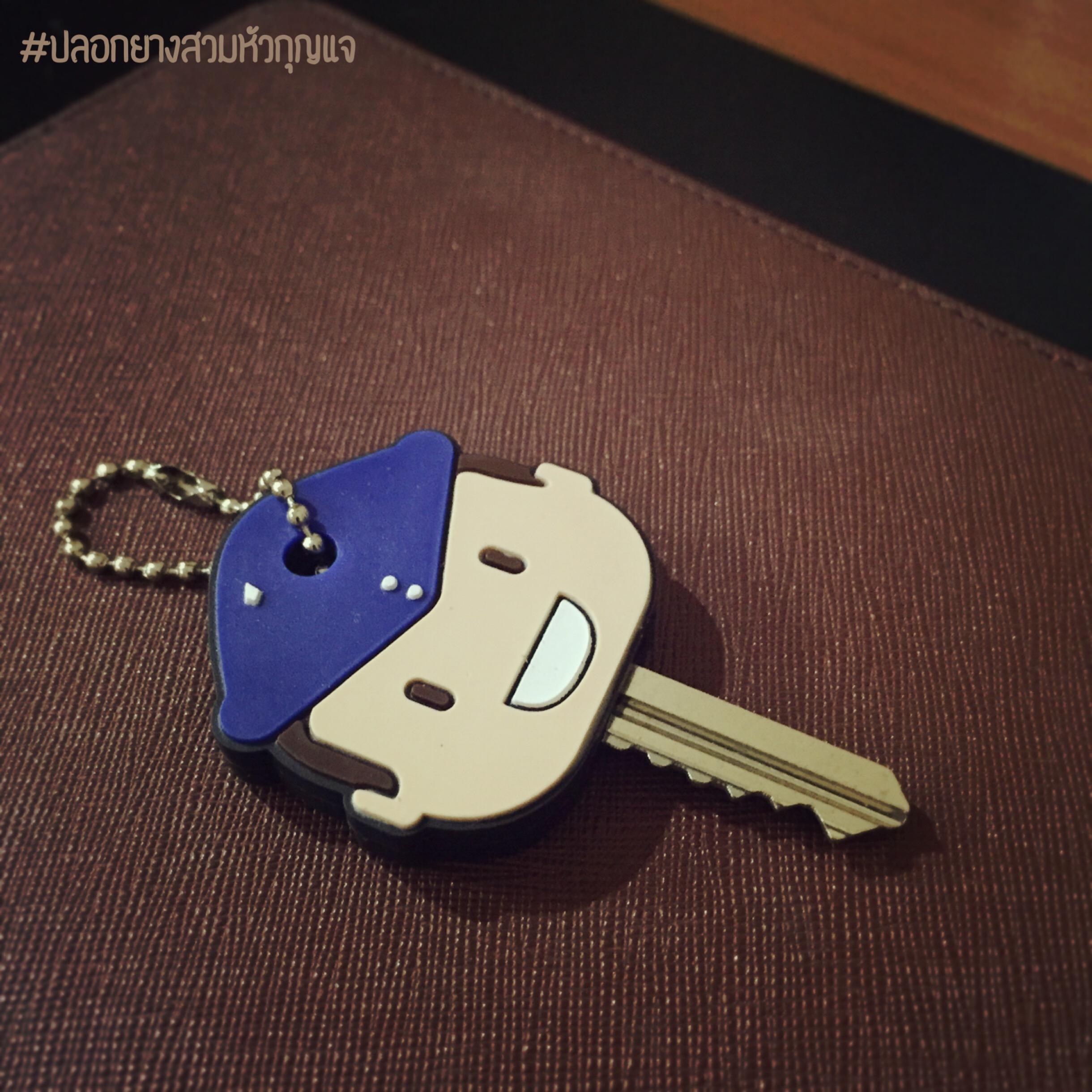 ปลอกยางสวมหัวกุญแจ vrg